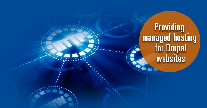 Hosting: Providing managed hosting for drupal websites